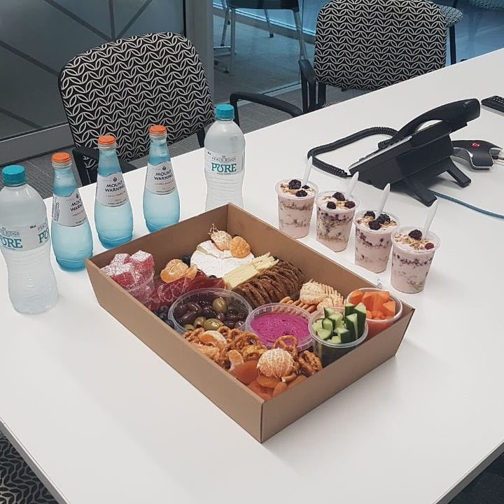 Business Meeting Catering Chermside