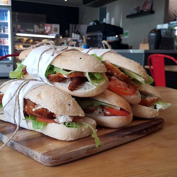Rolls Wraps Cafe Chermside