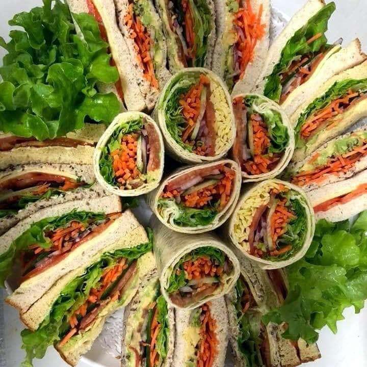 Sandwiches Wraps Chermside
